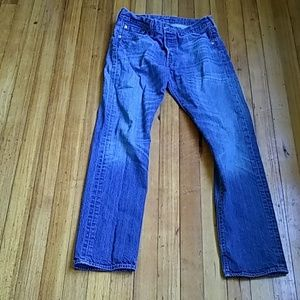 Levi's 501 30 x 32 button fly non-stretch